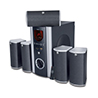 IBall Theatre 5.1 Channel Multimedia Speakers